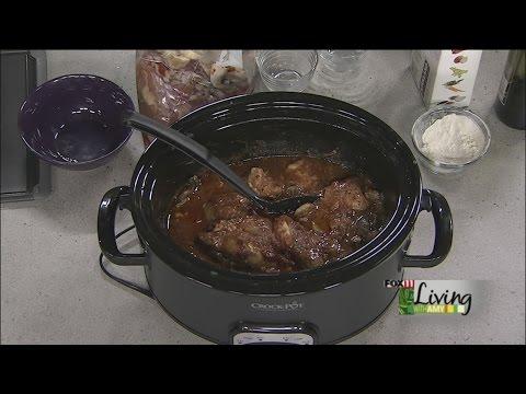 Crock Pot Chicken And Mushrooms
