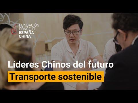Diálogos con Líderes Chinos del Futuro - Nelson Wang. Transporte sostenible.
