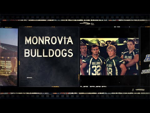 2016 Colts Horseshoe Classic Monrovia Bulldogs Team Intro