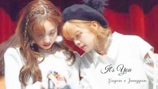 [FMV] Nayeon x Jeongyeon - IT'S YOU (2Yeon) (TWICE)