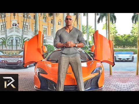 15 Ridiculous Expensive Things 'The Rock' Dwayne Johnson Owns