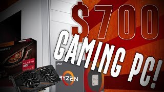 Best Gaming PC Under 700 Dollars July 2018 (ULTRA GAMEPLAY!)