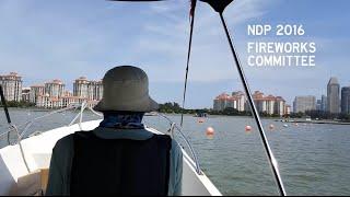 NDP 2016 Fireworks BTS Video