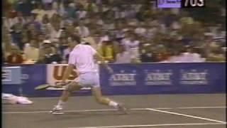 1988  Atlanta AT&T Challenge SF McEnroe vs Edberg
