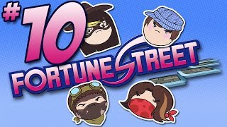 Fortune Street: ROSS PRESS TWO - PART 10 - Steam Rolled