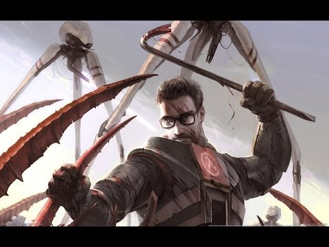 Half-Life 2 Cinematic Mod (СТРИМ)