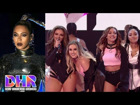 Thumbnail: Beyonce Injured & Bleeding During Concert - Little Mix Plagarized 'Shout Out To My Ex' (DHR)