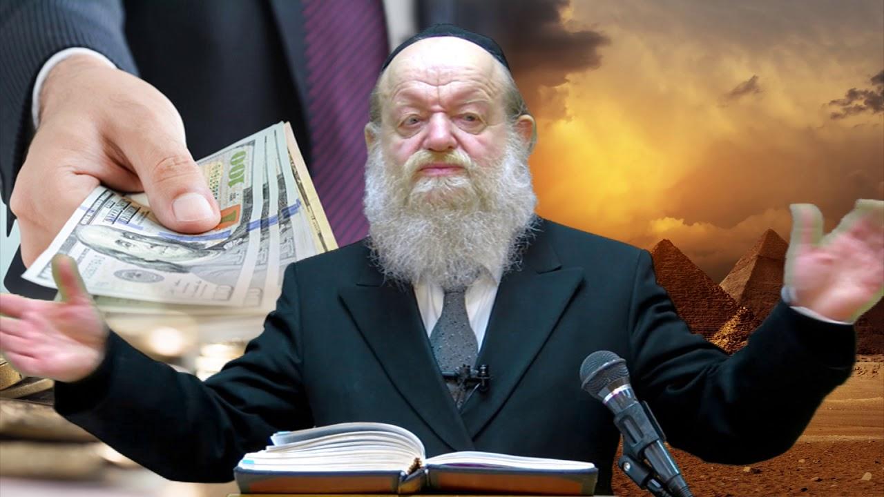 הרב יוסף בן פורת - פרשת בשלח - ביטחון בה' בכל מצב! HD