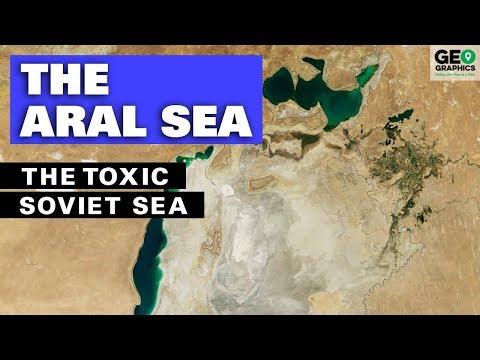 The Aral Sea: The Toxic Soviet Sea