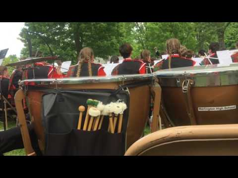 America the Beautiful: Performed By the Marlington High School Concert Band
