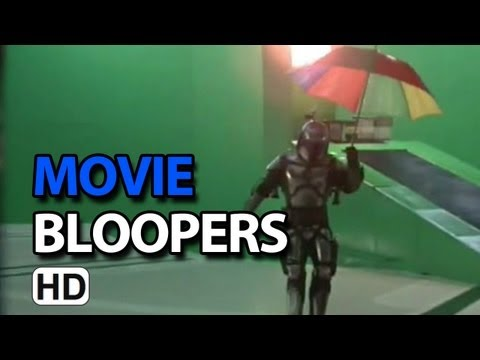 Star Wars: Episode II - Attack of the Clones (2002) Bloopers Gag Reel