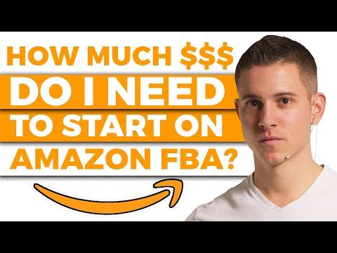 🔥 How Much Money do YOU Need to START on Amazon FBA LESS THAN YOU THINK!