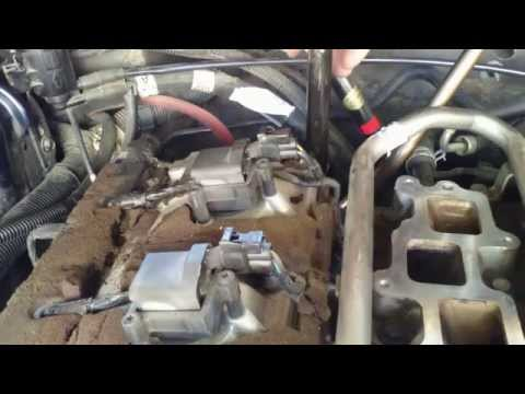 EGR bolt by bolt removal and reinstall on a 2005 Dodge Chrysler 3.5L (and useful things to do)