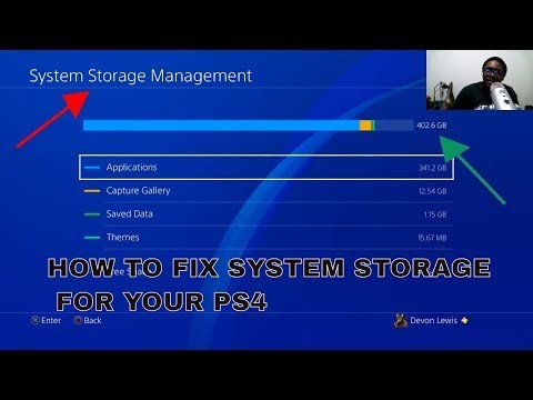 How To Fix Not Enough System Storage For Your PS4
