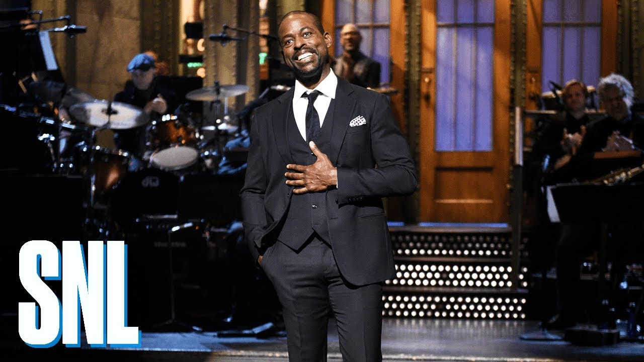Alison Sterling Porn sterling k. brown brings 'this is us' and 'black panther' to