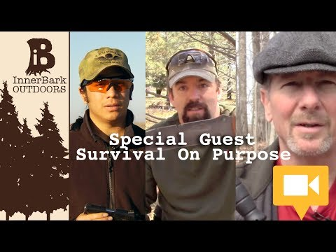 Special Guest Bryan from Survival on Purpose and Wingman115 New Channel