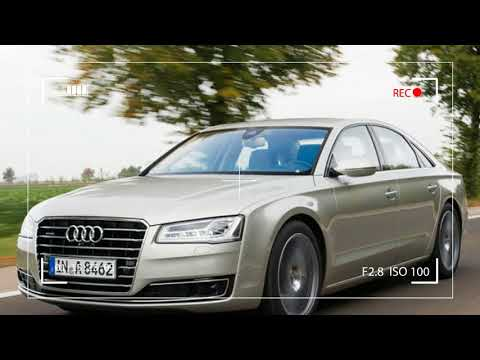 HOT NEWS !!! 2015 Audi A8 Quick Spin