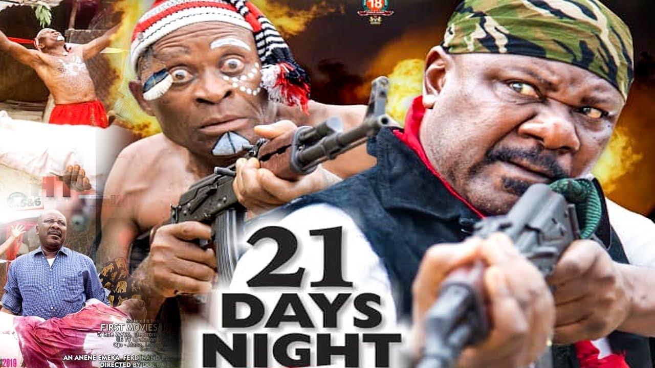 Download 21 Days Night Season 4 (New Movie) - Sam Dede|2019 Latest Nigeria Nollywood Movie