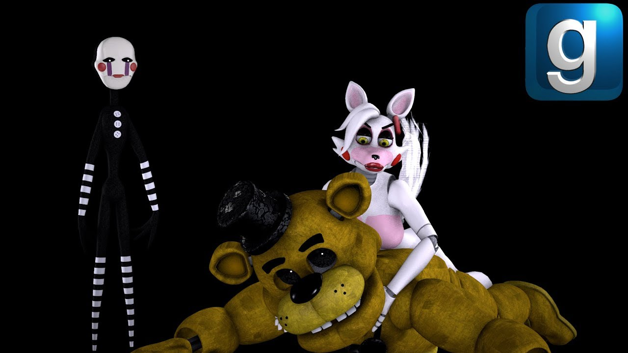 100 Pictures of Fnaf Mangle Sexy