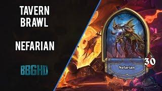 Hearthstone - Tavern Brawl - Nefarian fight | HD