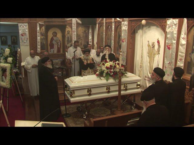 Funeral - Mahasen Karas
