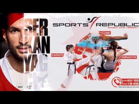 SPORTS REPUBLIC SERKAN YAGCI SPORTS CLUB iletişim:+905321384562