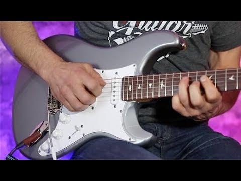 Review Demo Prs Silver Sky John Mayer Signature Youtube