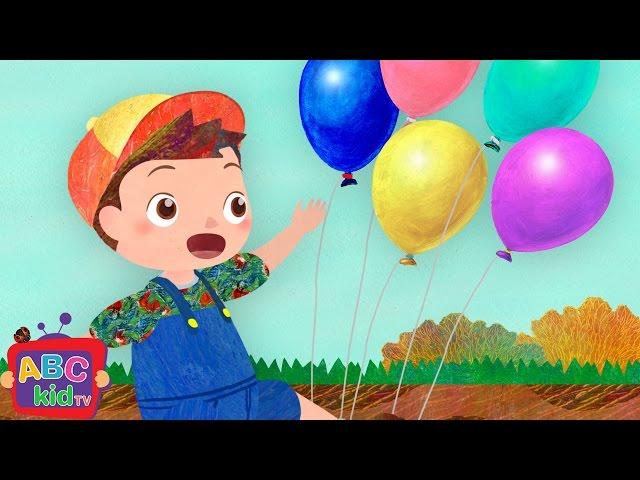 Jack Be Nimble (2D) | CoCoMelon Nursery Rhymes & Kids Songs