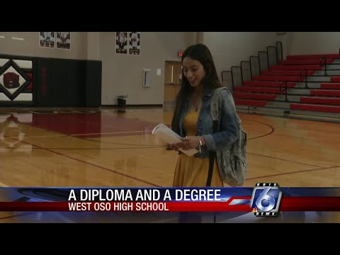 West Oso High School Student Is Making History