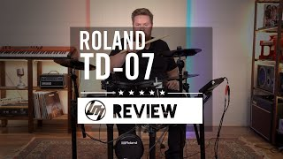 Roland TD-07KV Electronic Drum Kit | Better Music