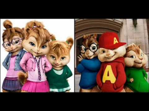 Umbrella -  Rihanna ft Chris Brown (Chipettes and Chipmunks version)