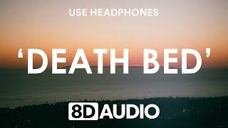 "Baixar Powfu - Death Bed (8D Audio / Lyrics) feat. Beabadoobee ""dont stay away for too long"""