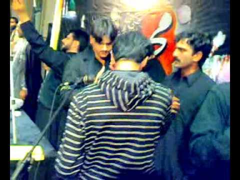 25 Moharram 2010 - Mendhi Bhainr Ujri Mekoon Toor Maqtal - Brescia ITALY