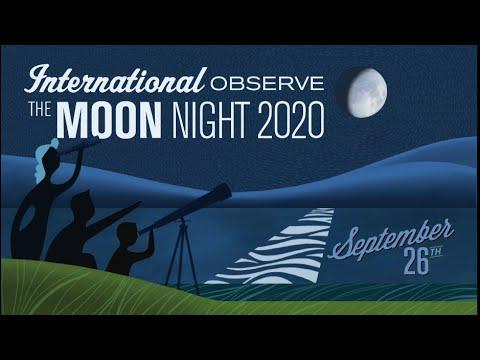 Notte della Luna 2020 UAI