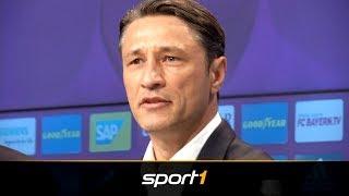 Kovac rechnet mit Jugendabteilung des DFB ab | SPORT1 - DER TAG