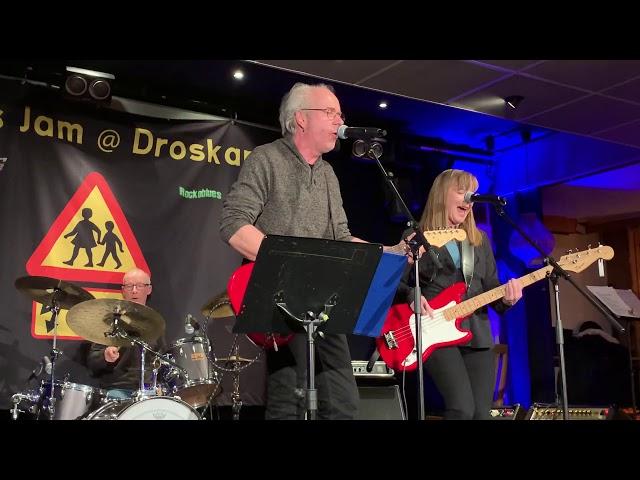 Umeå Live - Blues Jam Anna Larsson & Magnus Lindblom