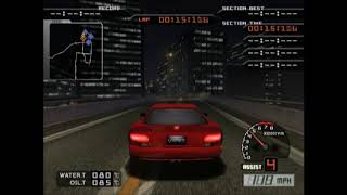 Dodge Viper GTS in 6 different video games