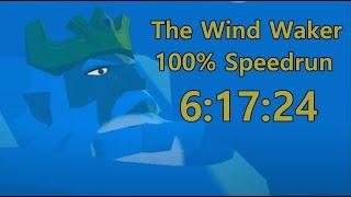 The Wind Waker 100% Speedrun in 6:17:24 [World Record]