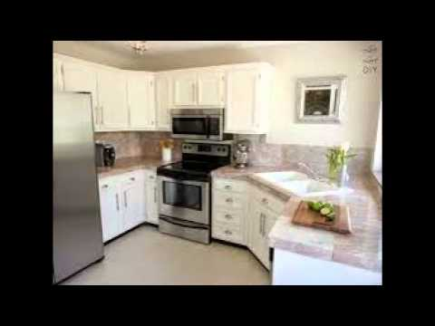 Painting white kitchen cabinets youtube for Youtube painting kitchen cabinets