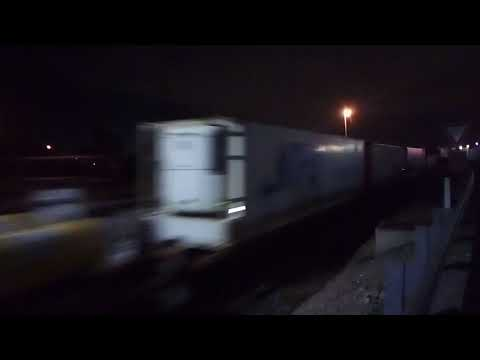 Freight Train From The AFT To Darwin