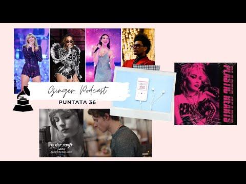Nomination e polemiche di Grammy 2021, Plastic Hearts di Miley Cyrus e Folklore su Disney+   Podcast