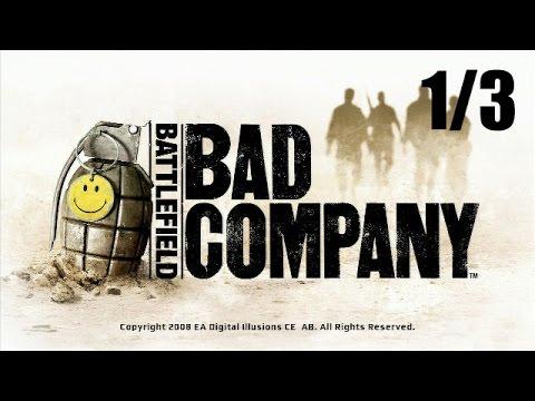 PS3 Longplay [001] Battlefield: Bad Company - part 1 of 3