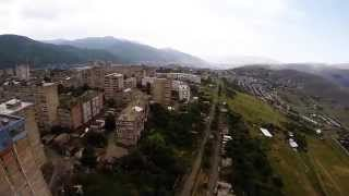 Landing during Heavy rain in Vanadzor city, Armenia(Cross country flight from Tegyhenis to Kirovakan city that was ended with heavy rainy conditions with early stall of the wing because of its wetness :), 2015-10-17T22:54:59.000Z)