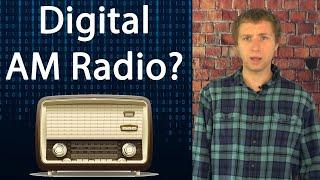FCC Proposes Digital AM Radio with Analog Shut Off