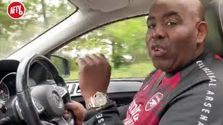 Road Trip To Box Park | Arsenal vs Liverpool Community Shield