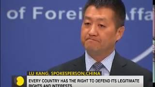 China backs India's tariffs on U.S. Goods