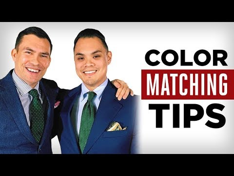 15bb898466d 3 Easy Color Matching Rules EVERY Man Should Know