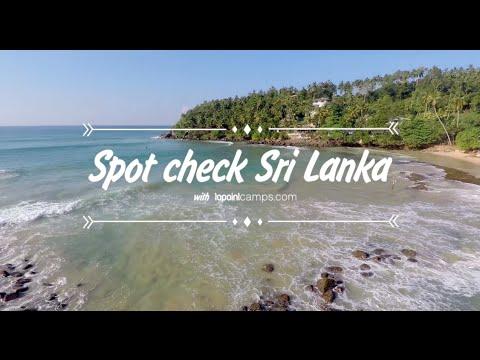 Spot check Sri Lanka