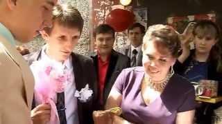 Необычный выкуп невесты=)