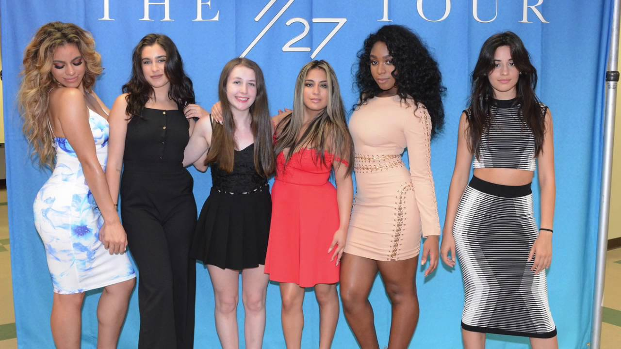 Nh Fifth Harmony Meet And Greetconcert Experience Youtube